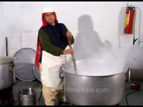 Cooking for the interned masses: Jail kitchen in Tihar