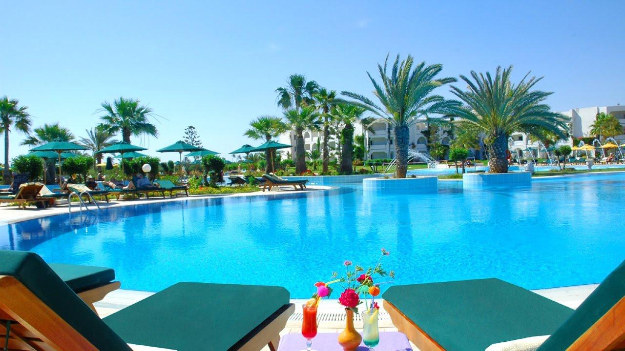 Hotel Djerba Plaza 4* TUNISIE YouTube