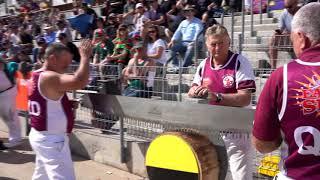 19.04.2019 500mm Veterans Handicap Sawing Contest