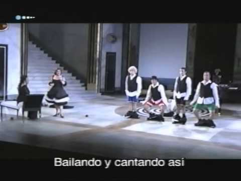 Edita Gruberova - Ariadne auf Naxos - Barcelona 2002