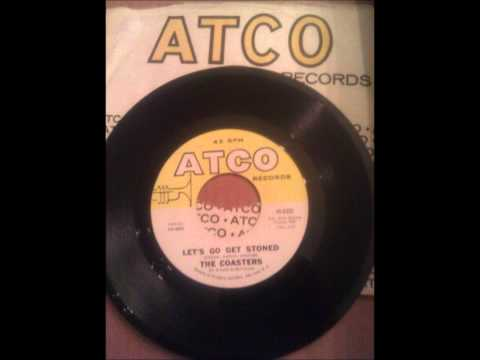 Coasters - Let's Go Get Stoned - Great Soul / Doo Wop Ballad