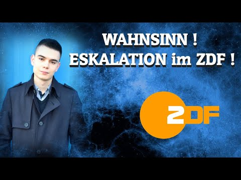 WAHNSINN! ESKALATION im ZDF!