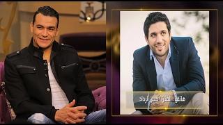 بالفيديو- عصام الحضري يكشف عن سر مكالمته اليومية مع الممثل حسن الرداد