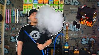 Test Du Tuyau Marrakech Silicone | Charbon Black Coco | Jiikson Chicha