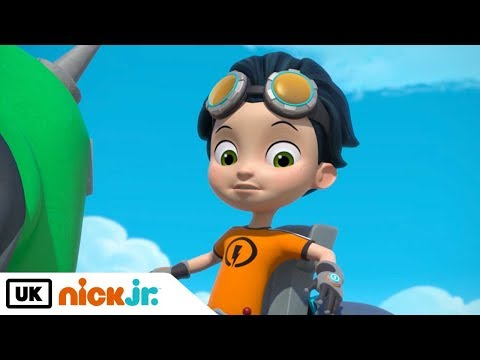 Rusty Rivets | Rusty's Big Top Trouble | Nick Jr. UK