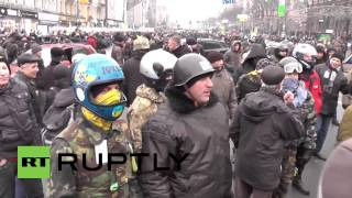 Ukraine: Twelve Homemade Weapons Of Kiev's Maidan Battles