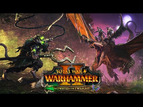 Total War: WARHAMMER 2 | The Twisted & The Twilight - DLC Elfos Silvanos y Skaven