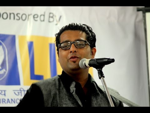 Saurabh Sharma Singing Muskurane