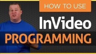 How To Use InVideo Programming on YouTube