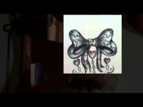ribbon-tattoo-designs