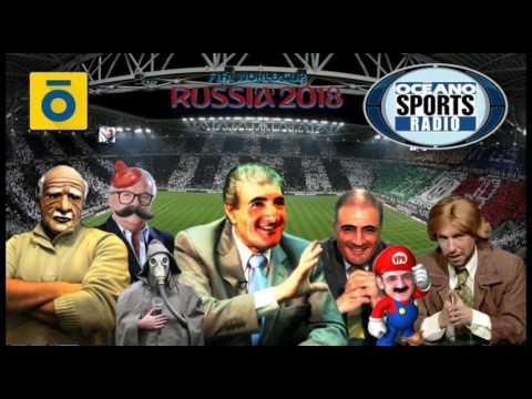 Oceano Sports Radio: Uruguay vs Brasil 23/03/2017