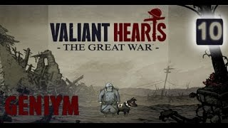 Valiant Hearts The Great War Прохождение. Часть 10