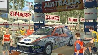 Colin McRae Rally 3 Championship Mode P.1