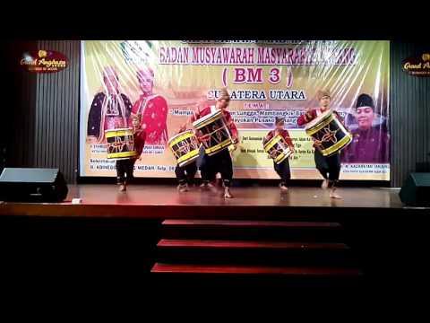 Kesenian RIAK MINANG juara 1 festival Tambur Tansa