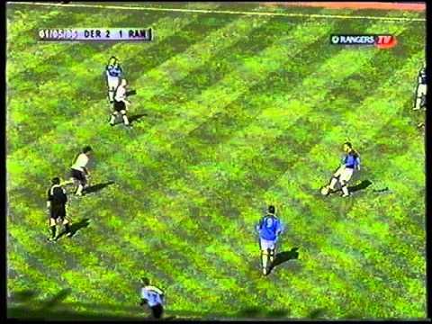 2006 Derby 3 v 3 Rangers Ted McMinn Benefit Match