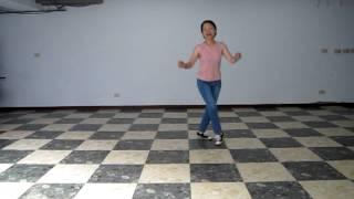 Knock Knock Choreographer Ingrind Kan Taiwan Ingrind Kan line dance