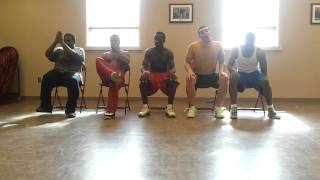 Stompdown 2012 Practice Real 2 -the Chair Step-