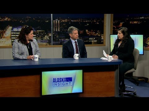 2018 Anchorage Mayor Candidates Berkowitz and Logan Continue the Conversation  | Alaska Insight
