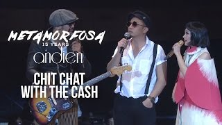 Andien - Chit Chat with The Cash | (Andien Metamorfosa)