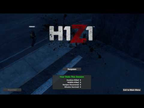 H1Z1 Cheater / Hacker (lag switch?)