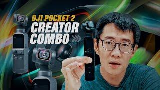 DJI Pocket 2 Creator Combo Review: Ultimate 4K Vlogging Starter Kit