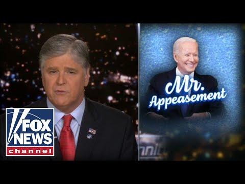 Hannity evaluates Biden's 'embarrassing' performance during Putin summit