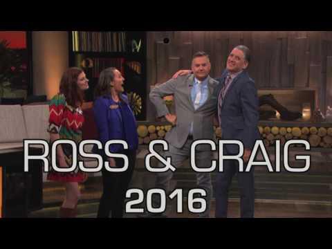 FINALLY! A Ross Mathews & Craig Ferguson Calendar | Celebrity Name Game