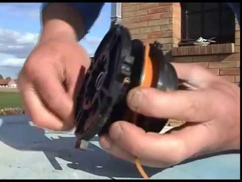Remplacer le fil de coupe dans une d broussailleuse youtube - Comment couper des parties d une video ...