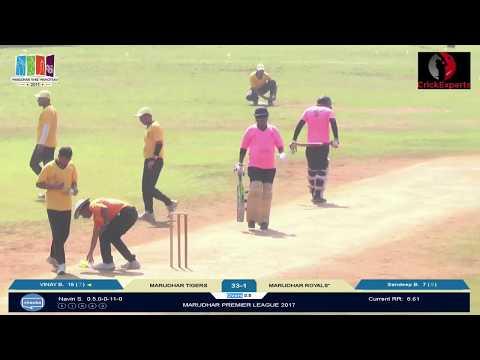 Marudhar Premiere League 2017-2018   Live Stream   Match 2