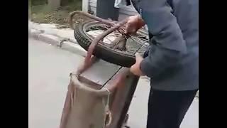 Ako opraviť koleso na káre