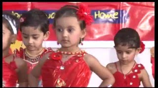 Boogie Woogie poem performance on Annual Day 2013