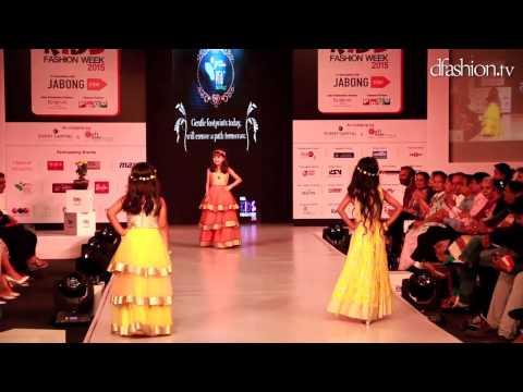 ERA CREATION   India Kids Fashion Week - 2015