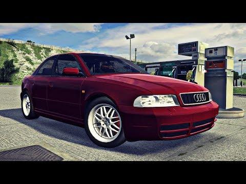 LFS - Audi S4 B5 By Daddy Mods [Drive Test Mod + Download Link]