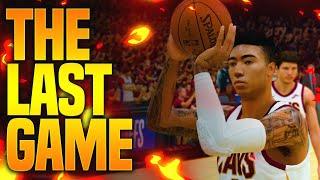 THE LAST GAME.. NBA 2K19 MyCareer Ep.16
