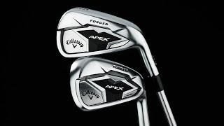 Callaway Apex Pro 19 Golf Irons - Steel