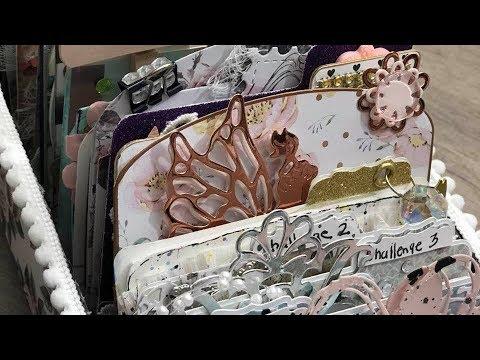 "HANDMADE ""FO"" ROLODEX CARD BOC HOLDER | TUTORIAL | GIVING BACK"