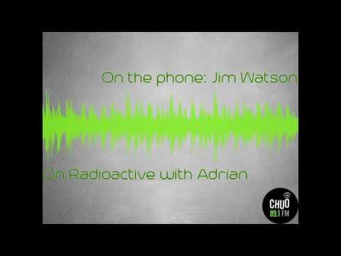 Mayor Jim Watson Interview on Radioactive with Adrian