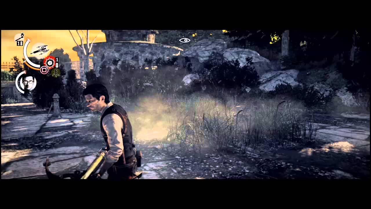 サイコブレイク (The Evil Within) - センティネル戦 - YouTube