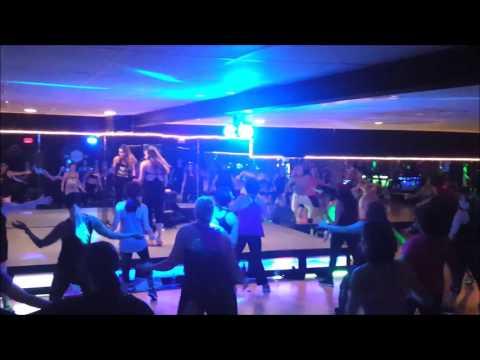The Bombay by  Francesca Maria, LIVE Class, choreo by Kristin B , Dance Fitness, Zumba Fitness ®