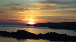 Perfect Sunset, Scourie, Scotland