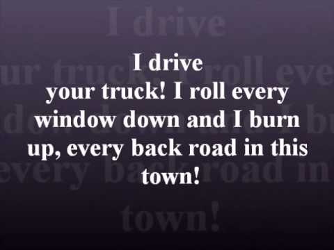 I Drive Your Truck By Lee Brice With Lyrics