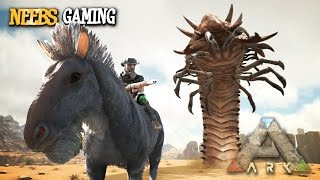 Ark: Survival Evolved - The Deathworm!!!