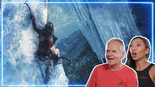 Expert Rock Climbers REACT to Tomb Raider | Experts React