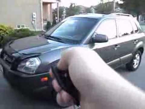 2008 Hyundai Tucson V6 Startup Engine & In Depth Tour