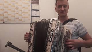 ISTRIJANKO RUŽO MOJA ( Luka Basi ) Note za harmoniko Pustotnik Tomaž Cover.mp3