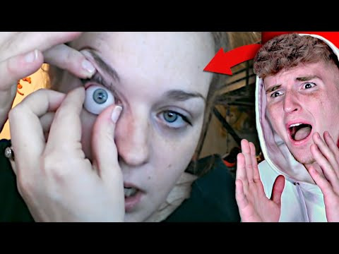 She Pulled Her EYE OUT.. from YouTube · Duration:  9 minutes 7 seconds