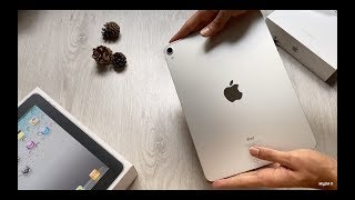 """Gambar cover Unboxing an """"Apple Certified Refurbished"""" iPad Pro 11"""" (with Pencil & Smart Keyboard Folio)"""
