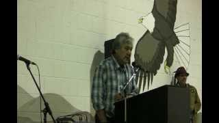 Michel Thusky - Our Land, Our Identity: Algonquins of Barriere Lake Fight for Survival