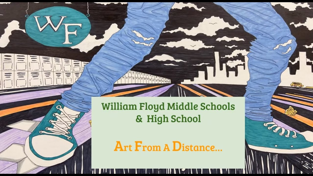 WFSD Distance Learning Art Show (High School & Middle Schools)