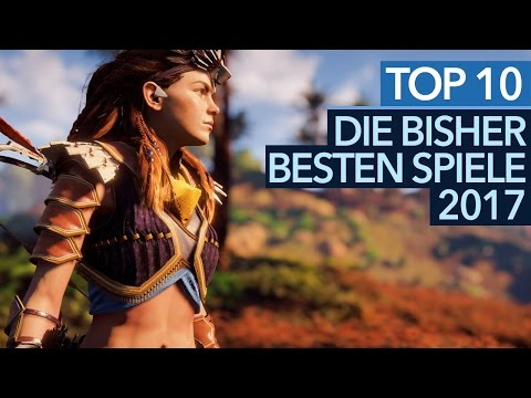 Top Spiele 2017 - Die bislang besten Games für PC, PS4, Switch & Xbox One